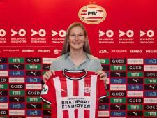 Mama Van Lunteren keert na de zomer niet bij Ajax maar bij PSV terug op het voetbalveld