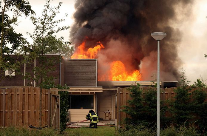 In 2009 brandde een flink deel van de (houten) sauna in Rosmalen af.