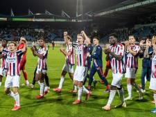 Willem II speelt een oefenwedstrijd tegen KV Mechelen