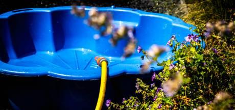 Zwembadje, barbecue en terras hoeven niet naar binnen: het blijft nog even zomer in Oost-Nederland