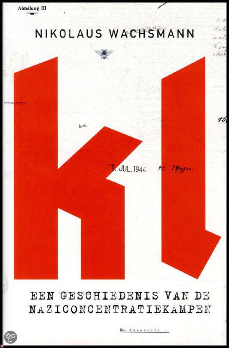 Boek cover KL Beeld