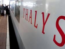 Recordaantal reizigers verwacht voor Thalys