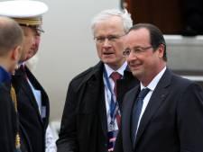 Hollande critique le soutien russe au régime syrien