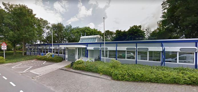 Locatie aan de Arckelweg in Poeldijk waar 100 arbeidsmigranten moeten gaan wonen.