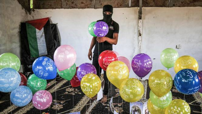Israël bombardeert Gaza na raketaanval