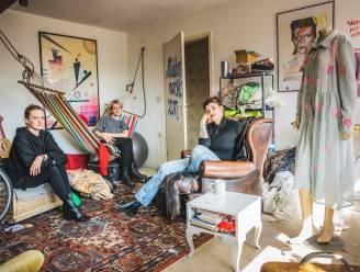 In afwachting van de sloop: kunstenaars bouwen ateliers in woontorens Nieuw Gent