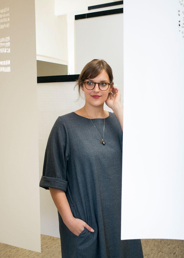 Nathalie Van der Massen. Beeld Tim Coppens