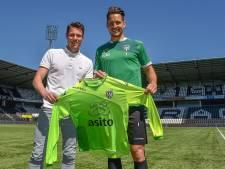 Janis Blaswich nieuwe doelman Heracles Almelo