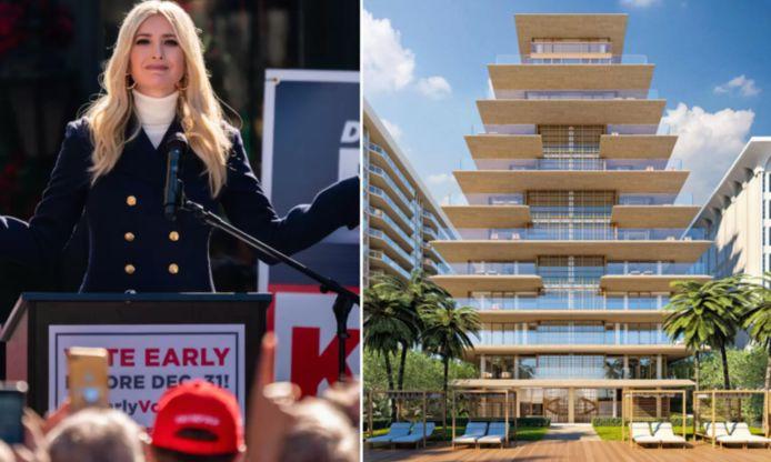 Ivanka Trump smeedt politieke plannen in deze villa.