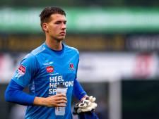 Helmond Sport beloont boomlange Belgische doelman met tweejarig contract
