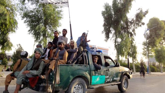 "Taliban roepen op tot overleg: ""Oorlog in Afghanistan is voorbij"""