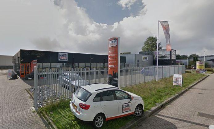 De vestiging van Kamera Express in Zwolle.