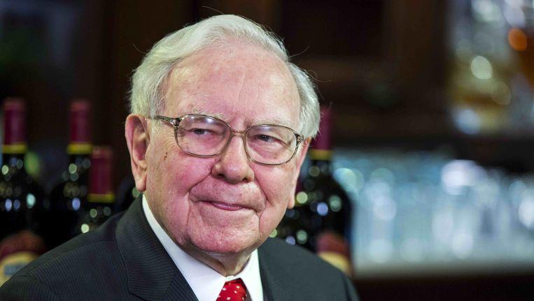 Warren Buffett is nog altijd de rijkste man ter wereld. Beeld REUTERS