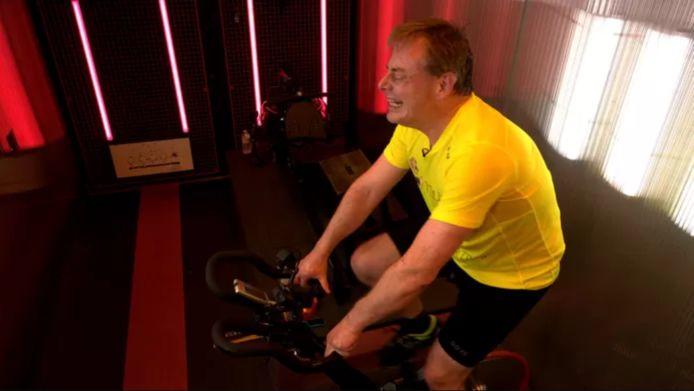 """Bart De Wever et Georges-Louis Bouchez vont s'affronter ce jeudi soir dans l'émission flamande """"The Container Cup""""."""