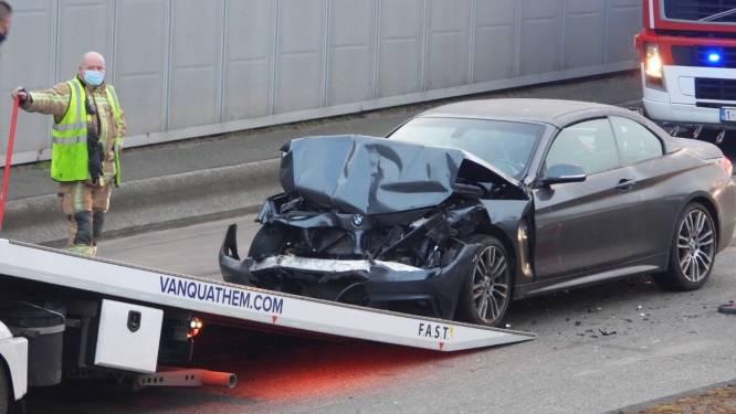 Ongeval aan werken op Expresweg stuurt ochtendspits rond Brugge nog wat meer in de war