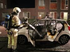 Auto in Leidsche Rijn verwoest door brand