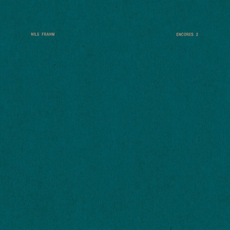 Encores 2 - Nils Frahm Beeld rv