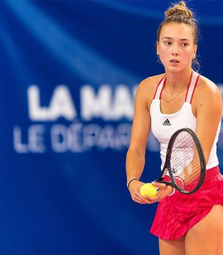 """""""Merci pour le café"""": une joueuse de tennis reçoit un prize money de... 2,25 euros"""