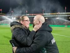 Romantiek in De Adelaarshorst: 'Natuurlijk zou ze ja zeggen'