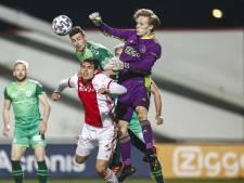 Vitesse neemt doelman Daan Reiziger transfervrij over van Ajax