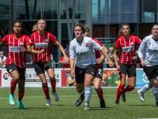 Vrouwen vv Gilze mogen weer, en direct tegen PSV: 'Dit maak je maar één keer mee'
