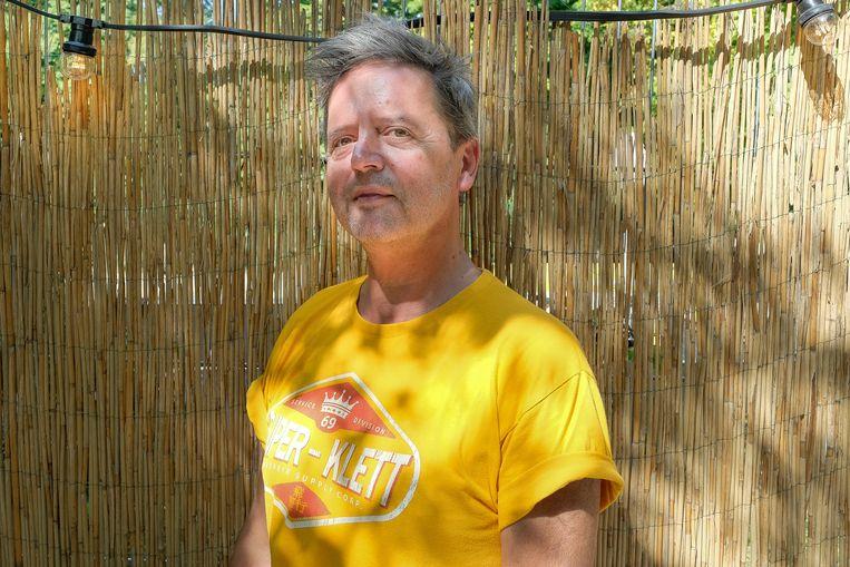 Organisator van Boterhammen in het Park, Marc Decock.