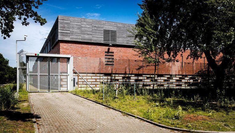 DE EBTL is in de voormalige jeugdgevangenis Amsterbaken Beeld ANP