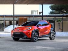 De Toyota Aygo krijgt een opvolger en dit gaat hem worden