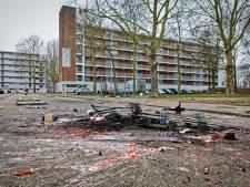 Politie in Bureau Brabant over vuurwerkgeweld Breda: 'We zoeken deze relschoppers'