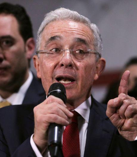Ex-president Colombia verdacht van betrokkenheid afluisterzaak