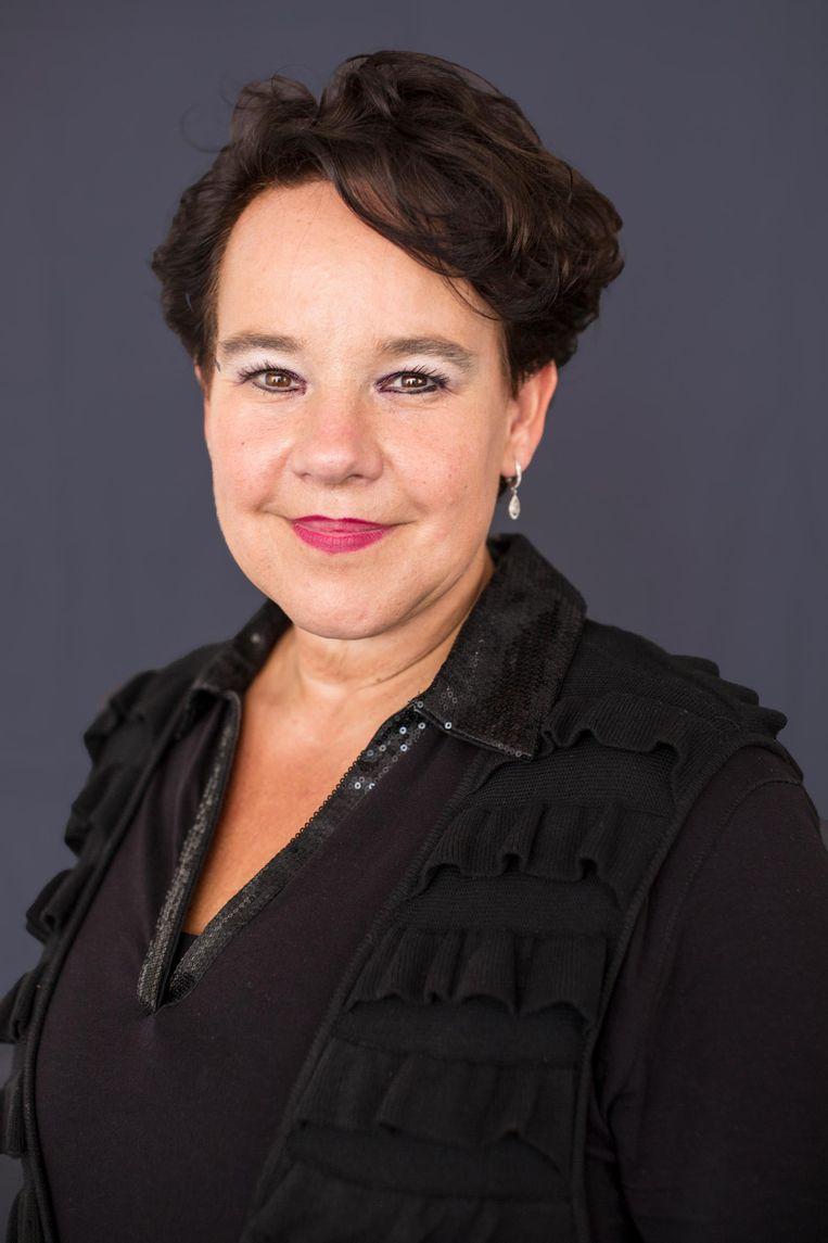 Sharon Dijksma. Wethouder van Verkeer verlaat Amsterdam na ruim twee jaar om burgemeester van Utrecht te worden. Beeld Eva Plevier
