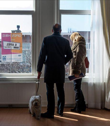 Prijzen woningen wéér gestegen; investeerders kopen veel minder dan vorig jaar