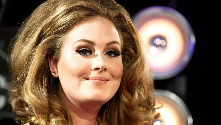 Adele. Beeld reuters
