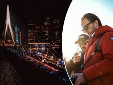 Daniël uit Zeewolde laat tijdens Songfestival ons land aan de wereld zien: 'Waanzinnig om boven Rotterdam te vliegen'