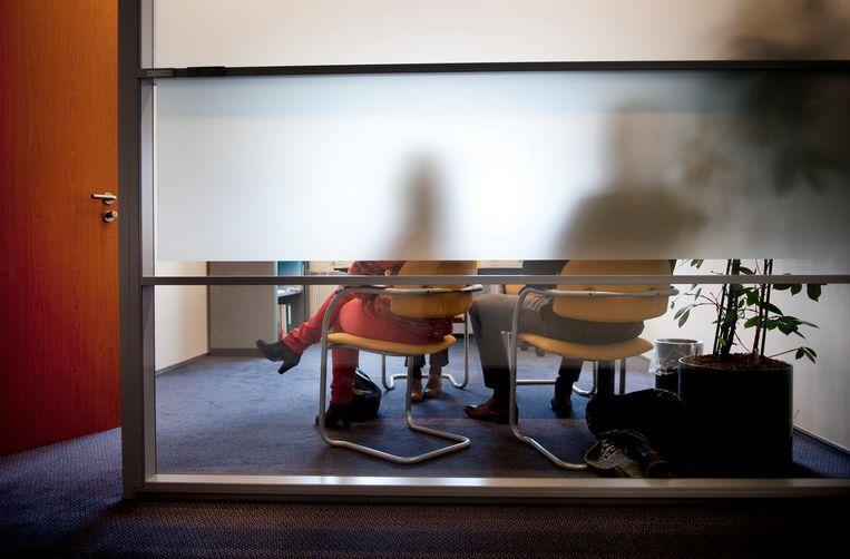 De Waag in Amsterdam, een polikliniek die veel verschillende behandelingen biedt, onder meer tegen kindermishandeling.  Beeld