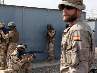 NAVO trekt tijdelijk deel van troepen terug uit Irak