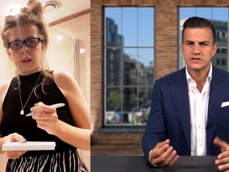 Transgenderkandidate 'K2 zoekt K3' reageert gevat op kritiek Dries Van Langenhove
