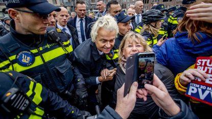 Wilders weer op campagne na verijdelde aanslag