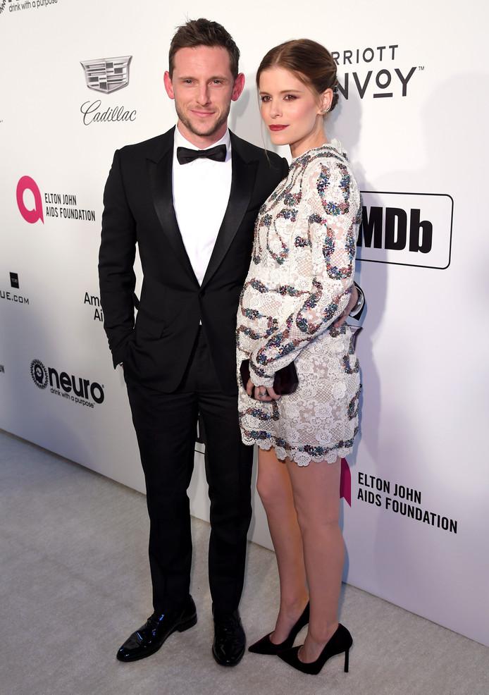 Jamie Bell et Kate Mara.