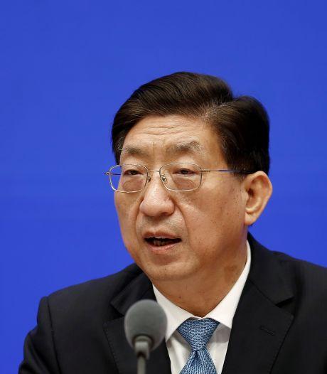 """La Chine dénonce """"l'arrogance"""" de l'OMS sur l'origine du Covid"""