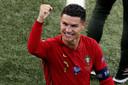 Historische avond voor Cristiano Ronaldo.