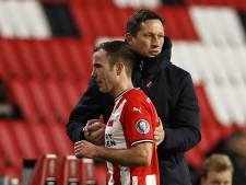 Schmidt blij met terugkeer Götze: 'Hij kan ons elftal beter verbinden'