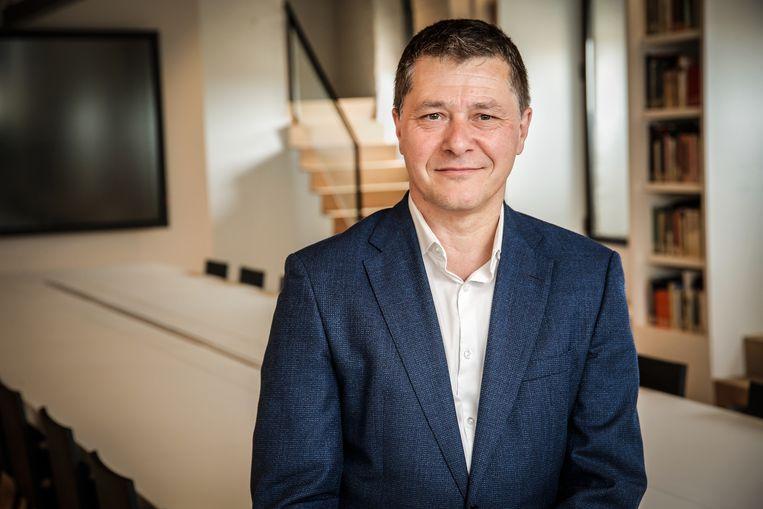 Bart Demuyt, algemeen en artistiek directeur van AMUZ [Festival van Vlaanderen - Antwerpen]. Beeld RV