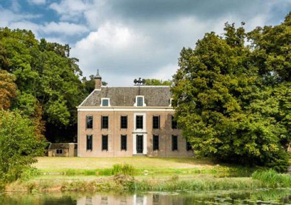 Museum en landhuis Oud Amelisweerd.
