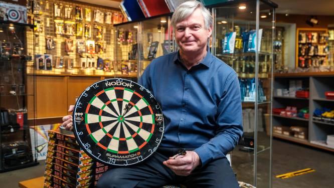 """Na schaken nieuwe lockdownhype door WK darts: """"Stijging verkoop dartblokken ongezien in veertig jaar tijd"""""""