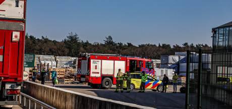 Magazijnmedewerker gewond aan hoofd na val bij tuincentrum in Uddel: 'Enorm schrikken'