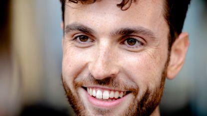 """Songfestivalwinnaar Duncan Laurence werd in z'n jeugd zwaar gepest: """"Muziek is mijn redding geweest"""""""