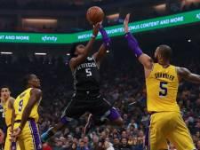LA Lakers vindt ritme onder LeBron James
