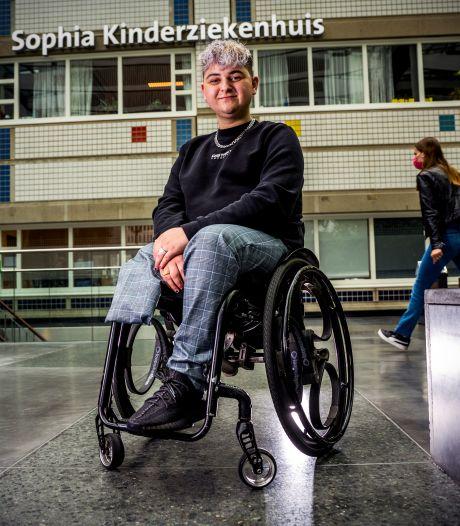 Quinten werd door dertig man gereanimeerd: 'Toen ik uit coma kwam, was mijn rechterbeen afgezet'