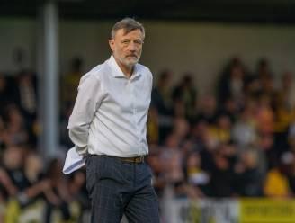 """Francky Cieters verliest eerste match als Wetterencoach met 0-1 van Lokeren-Temse: """"De balans is positief, op uitzondering van de uitslag"""""""